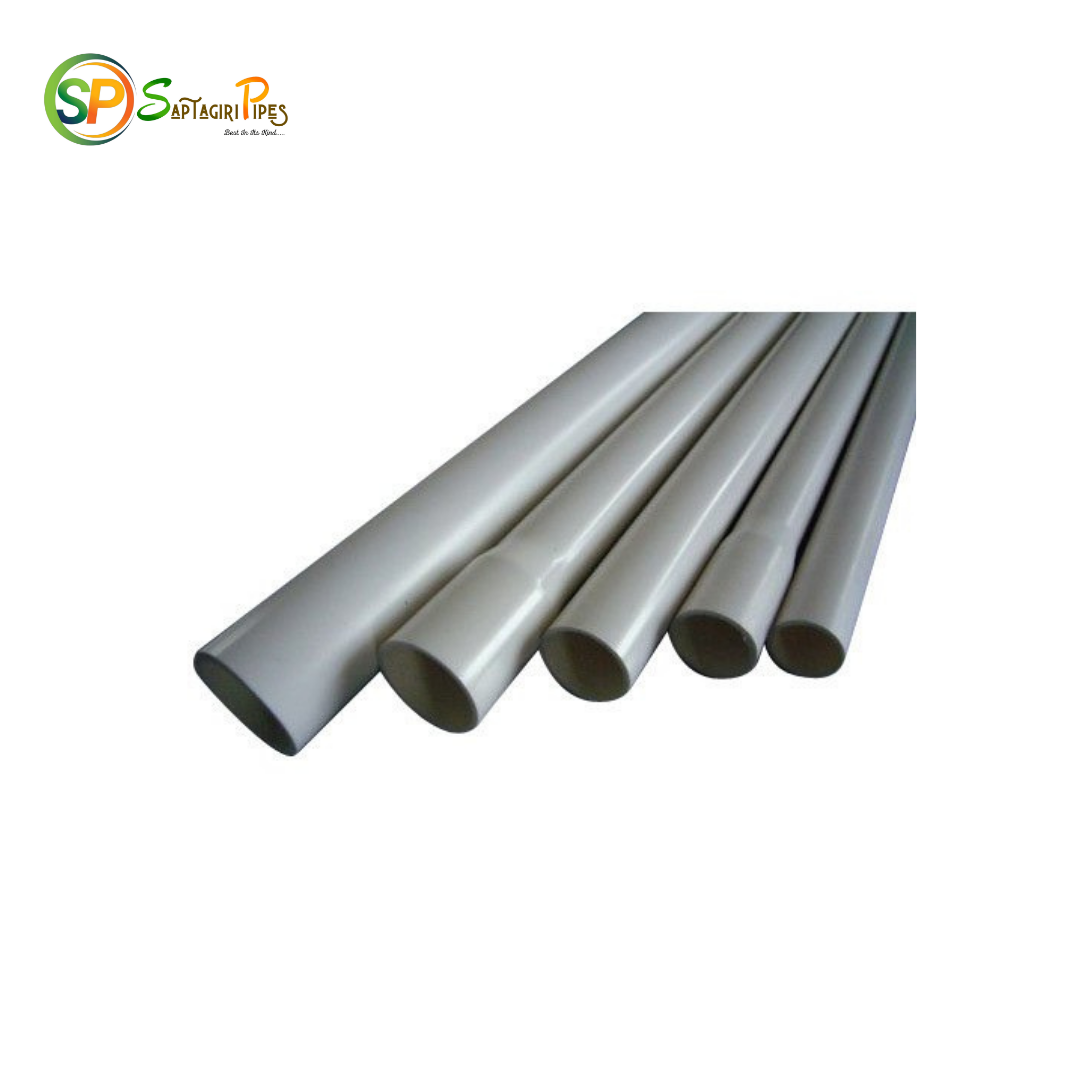 Saptagiri pvc electrical & conduct pipes